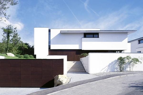Architect Alexander Brenner from Stuttgart/Germany