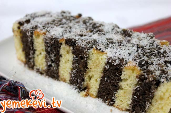 Dalton Kek, Cake Recipes, Kekler, Kek Tarifleri, www.yemekevi.tv, www.facebook.com/YemekeviTV, www.twitter.com/yemekevitv, www.youtube.com/user/fvayni