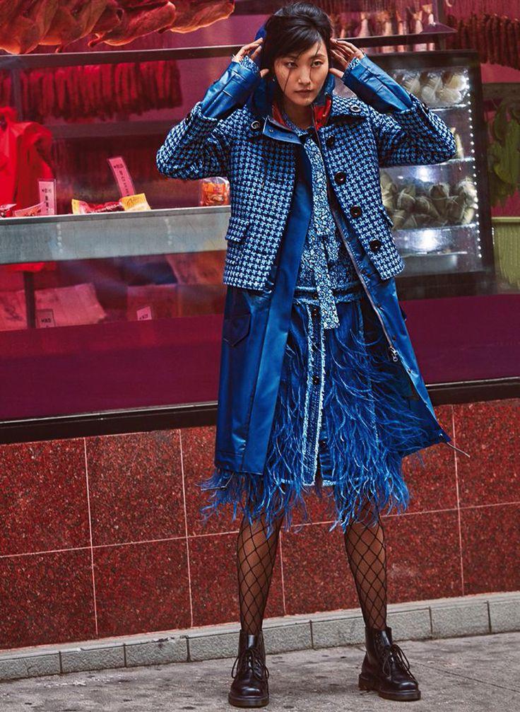 Glamour Germany September 2016 Ji Hye Park by Enrique Badulescu -9