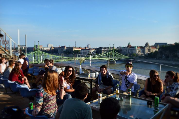 Our favorite secret spot above Budapest