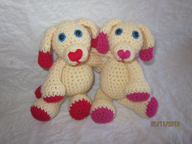 Free Amigurumi Dog Patterns : 27 best free dog crochet patterns images on pinterest crochet