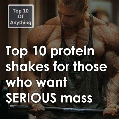 Top 10 best weight gainer proteins