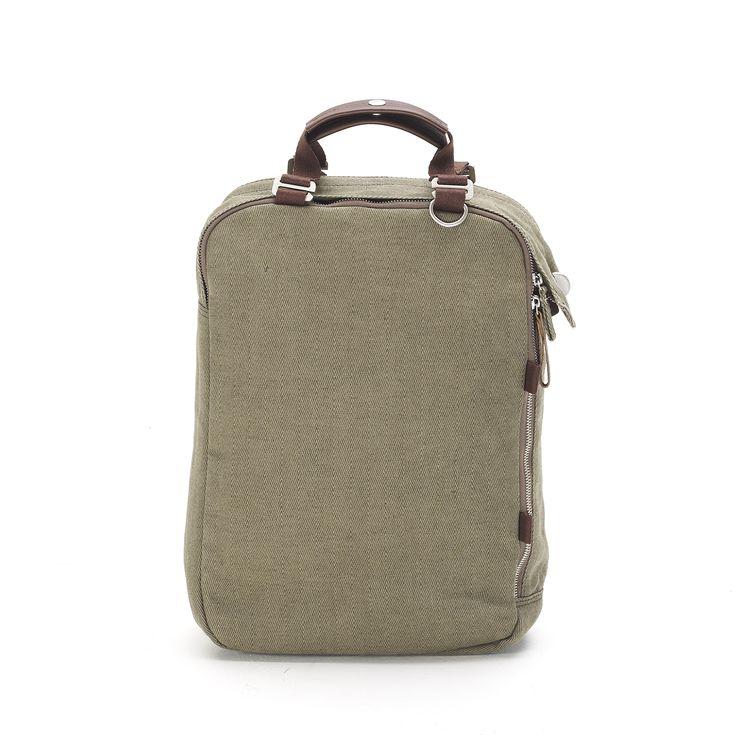 QWSTION Daypack Hunting Green - www.belance.com.au