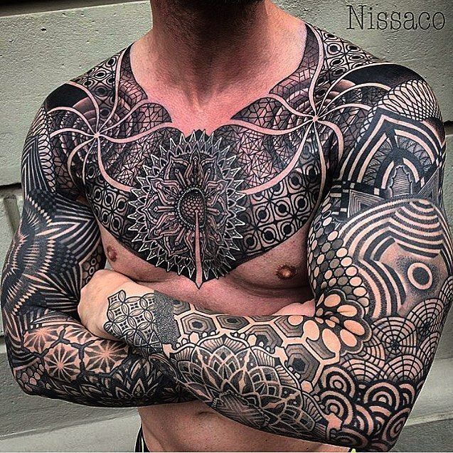 Tattoo Trends - www.chalemagne-pr... View the best mens hairstyles from Charlemagne Premium male