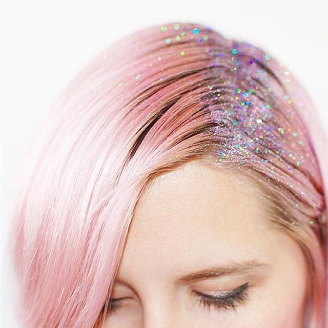 Glitter roots are the stunning new hair trend blowing up Instagram:
