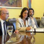Lucía Corpacci fortalece la tarea investigativa de estudiantes universitarios y terciarios