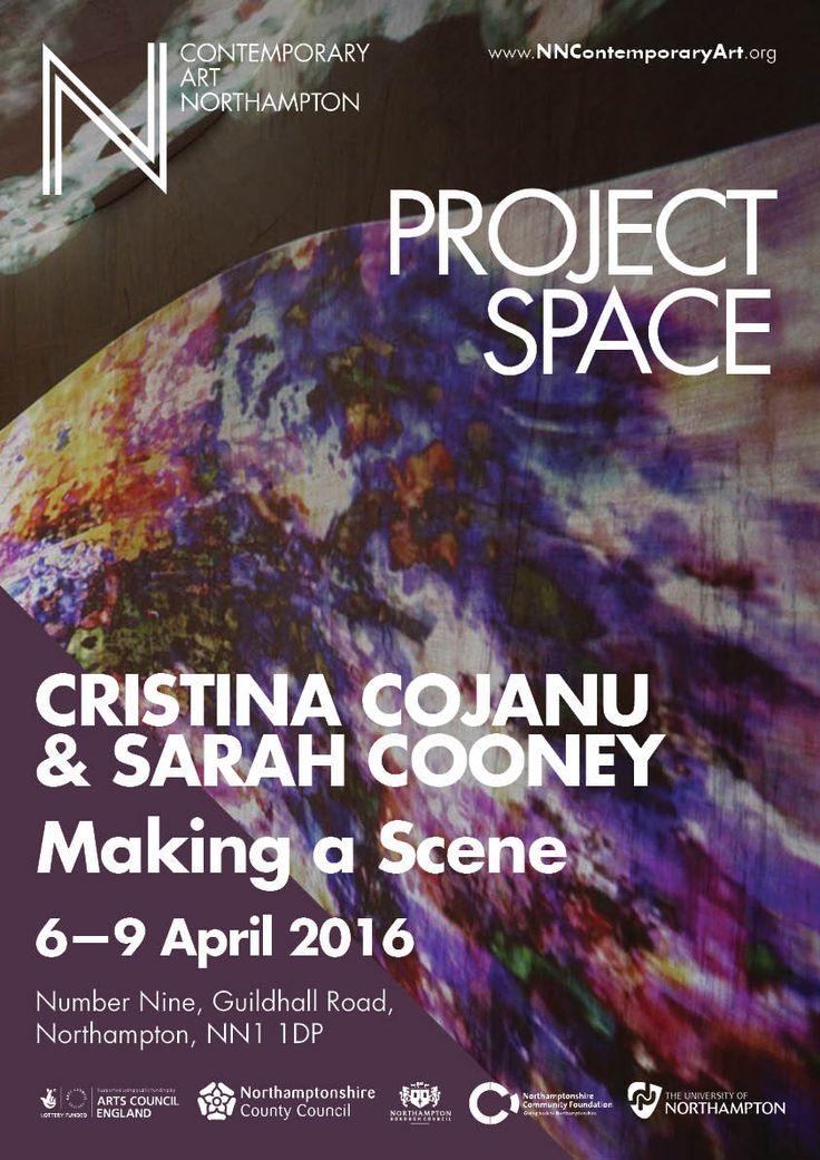 Cristina Cojanu & Sarah Cooney, Making A Scene, 6–9 April 2016, NN Contemporary Art