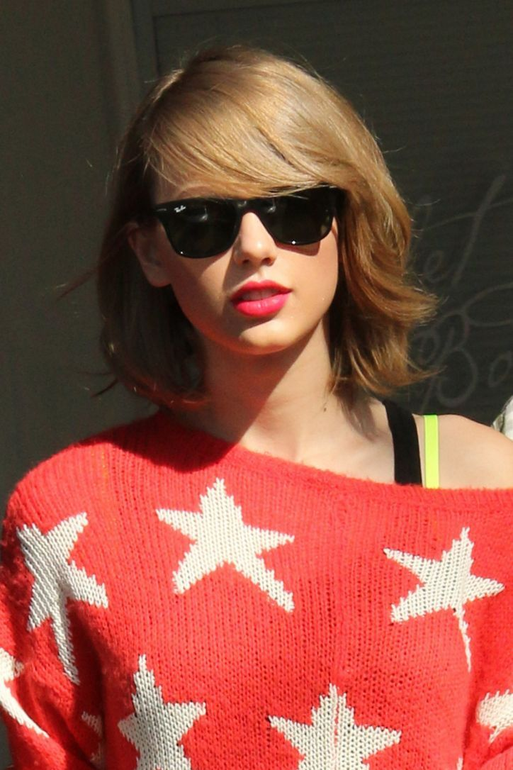 This Pic Confirms That Taylor Swift's New Bob Haircut Is Even Cuter Than We Originally Thought