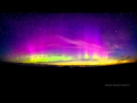 1319 best northern lights images on pinterest northern lights espectacular danza de la aurora boreal y nubes noctilucentes youtube b publicscrutiny Image collections
