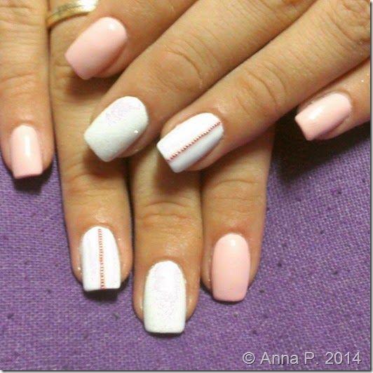 Σχεδια νυχιων για την Ρεβεγιον και οχι μονο 6-TwoChiChis #nails #nailart #polish #gel #christmas #revegion