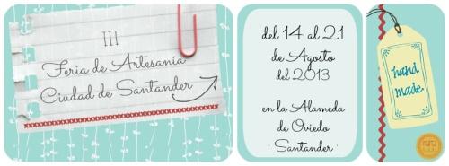 III Feria de Artesanía Ciudad de Santander