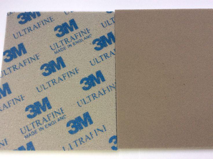ультратонкая абразивная губка, ultrafine, 3m