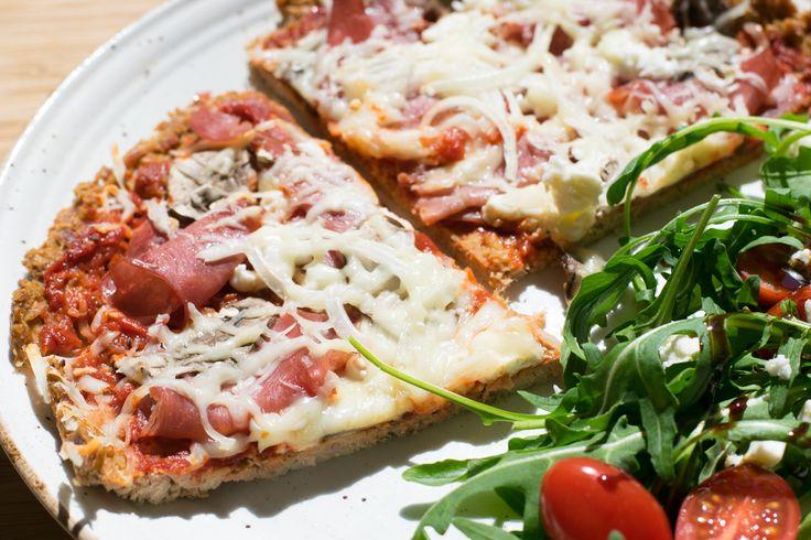 Das Rezept für den Low Carb Thunfisch Pizzateig ist wirklich genial, und wenn Du Thunfisch magst, wird Du diesen Teig lieben!