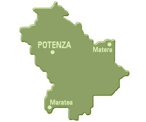 Your comprehensive guide to Basilicata Italy. Find information on major cities like Potenza, Maratea, and Matera in Basilicata Italy.