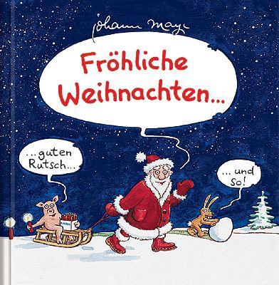 #Geschenkbuch Fröhliche #Weihnachten...