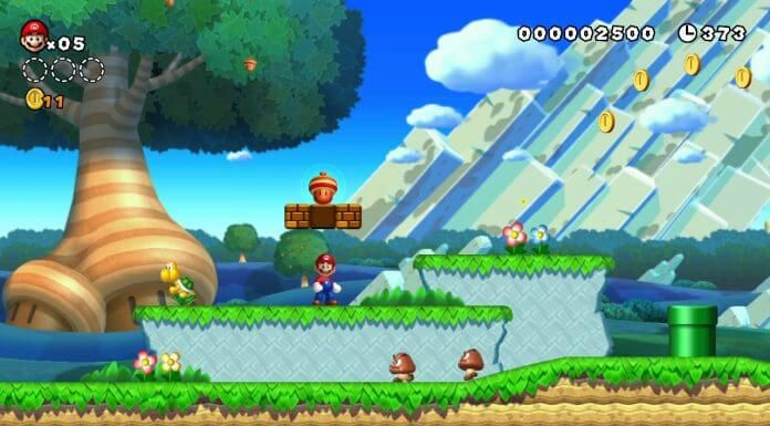 How Can I Play Super Mario Bros U on PS