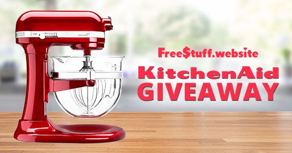 FreeStuff.Website KitchenAid Giveaway