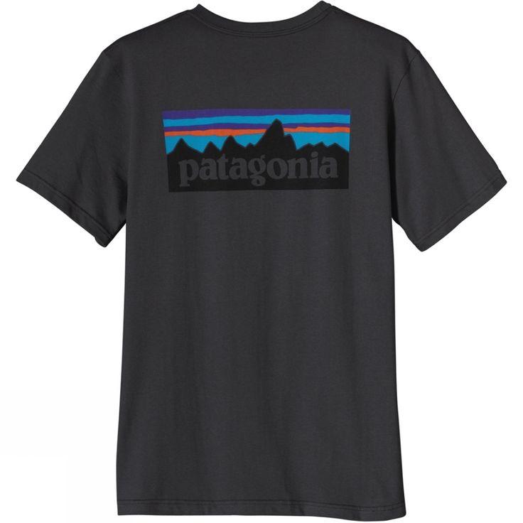 Patagonia Mens P-6 Logo T-shirt #Outdoors #Summer #Clothing