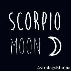 Scorpio Moon Sign in Astrology http://www.astrologymarina.com/2014/02/scorpio-moon.html
