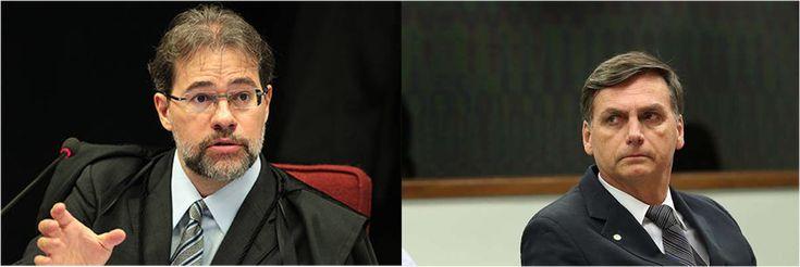 Dias Toffoli insinua com assessores de políticos do Congresso em barrar emenda do voto impresso :: CANAL 1