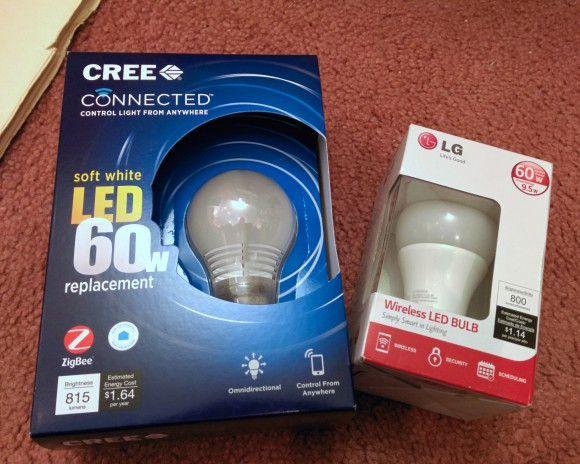 Welche viel günstigeren Lampen man noch mit der Philips hue Bridge zur Fernsteuerung koppeln kann...