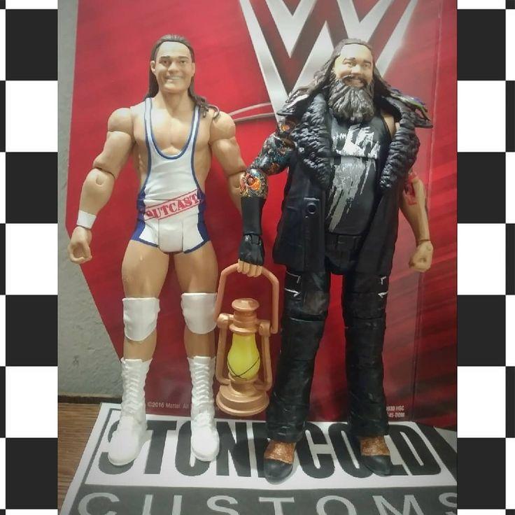 The Wyatt #brothers ! WWE Needs To Do Something With These 2! #stonecoldsteveaustin #ecw #braywyatt #wyattfamily #mattel #thefederationyears #wwf #instalike #philadelphia #instafollow #instagrammers #hashtag #eaterofworlds #hardcore #photography #picoftheday #run #haha #philadelphiaeagles #smile #news #bestoftheday #eagles #swagger  #wyatt #goeagles #actionfigures #color #stonecoldcustoms