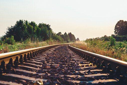 Vías Del Tren, Ferrocarril