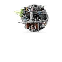 Lego Lego 10188 - Exclusivité - Star Wars : L'Etoile Noire sur findizer.fr