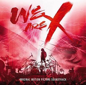 X JAPAN、映画『WE ARE X』サウンドトラックがUKロックアルバムチャートで1位獲得 [T-SITE]