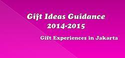 Christmas Gift Guidance 2014