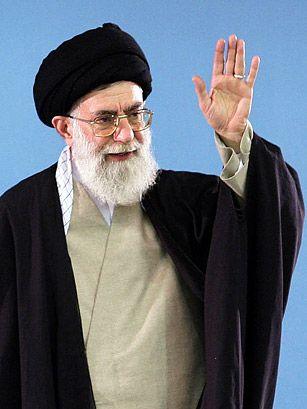 Ayatullah Ali Khamenei  Supreme Leader of Iran