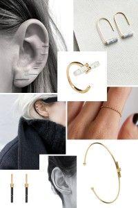 gioielli minimal