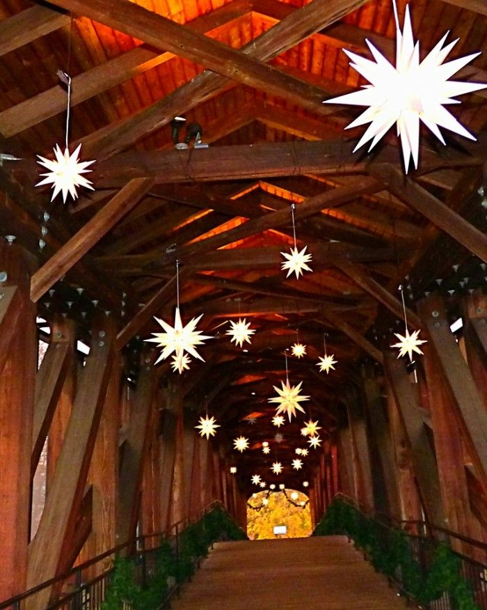 NC Christmas places to go see