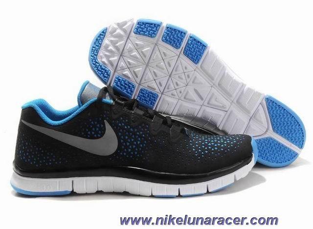 info for 95083 88896 Discounts Nike Free 3.0 V4 Mens Black Blue   Nike Lunaracer   Pinterest