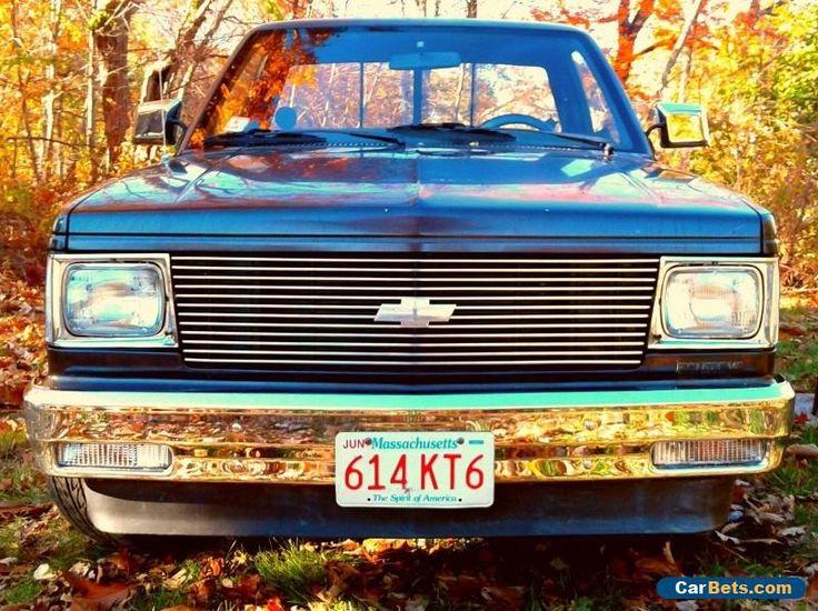 1984 Chevrolet S-10 Base #chevrolet #s10 #forsale #unitedstates