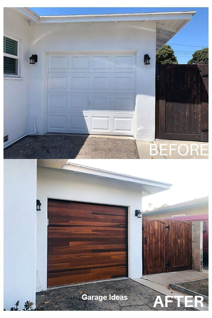 Choosing The Right Garage Doors In 2020 Garage Door Design Wooden Garage Doors Garage Doors