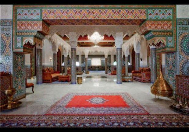 Moroccan Palace - Houston, TX
