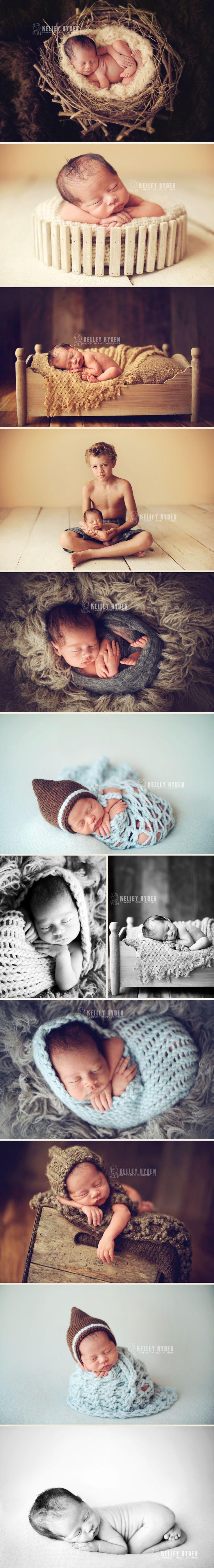 newborn boy | Kelley Ryden Photography