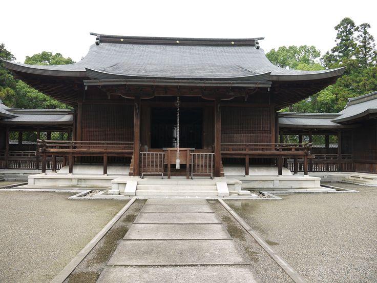 作楽神社 : 津山市, 岡山県