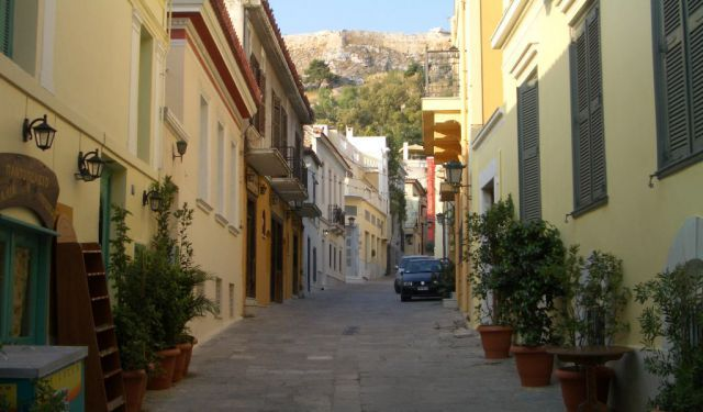 Plaka Attractions Walking Tour