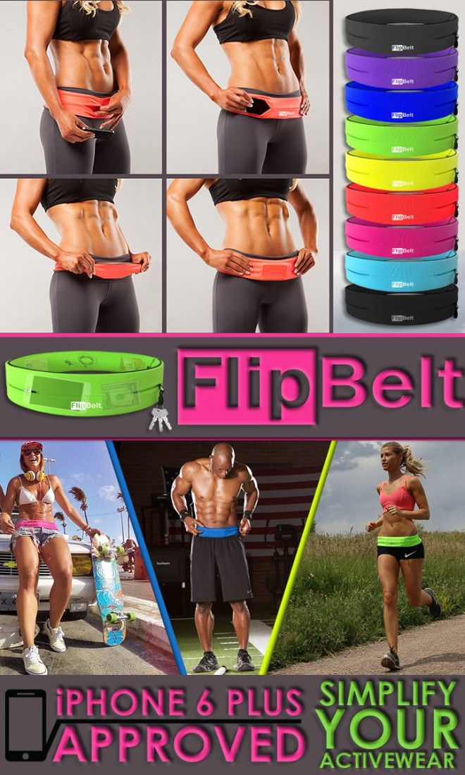 Rock out while you workout without worrying about the safety of your phone!