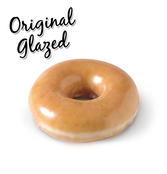 Cold: great doughnut, Hot: religious experience