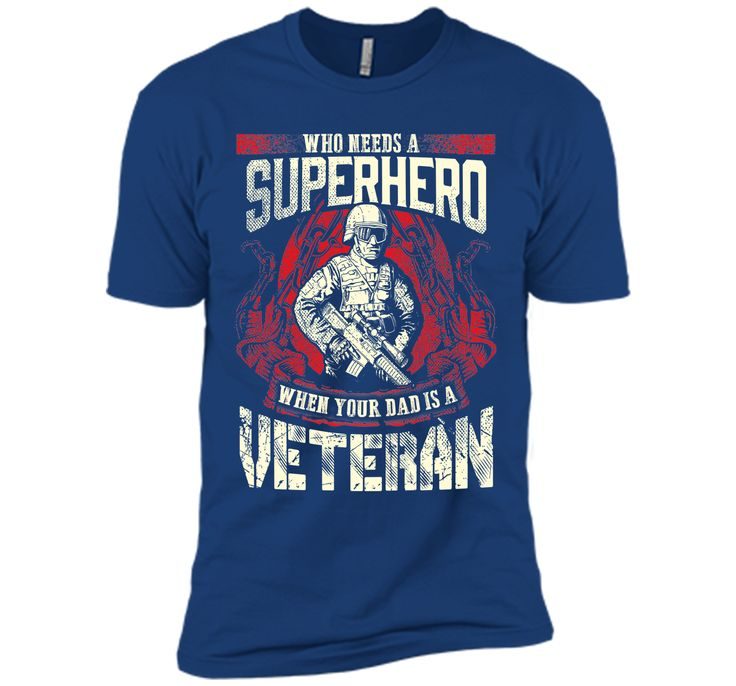 Veterans Day Gifts Military Patriotic Army Veteran Son T-Shirt