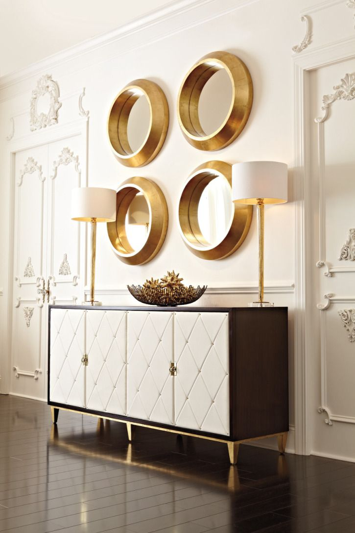 Bernhardt Defines The New Transitional Glamour