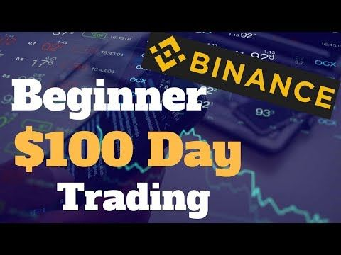 Tutoriel trading crypto binance