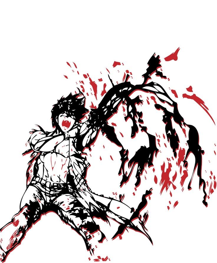 Grafica: Violence!