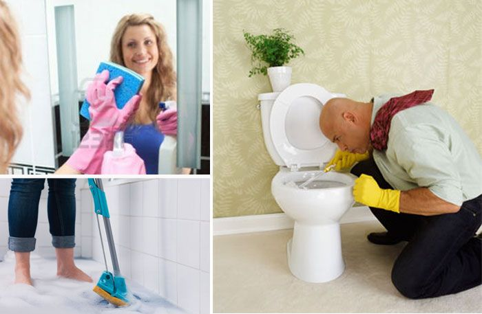 Skinande rent badrum i dag – här är 11 snabba husmorstips - Sköna hem