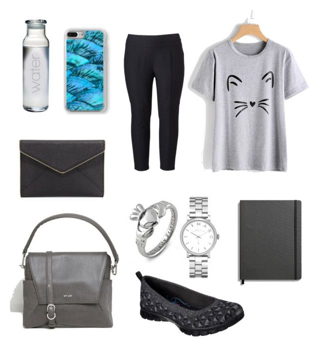 """""""3rd August - Tokyo"""" by becca-niriain on Polyvore featuring Shinola, Rebecca Minkoff, Skechers, Marc by Marc Jacobs, Recover, Matt & Nat and Simply Vera"""
