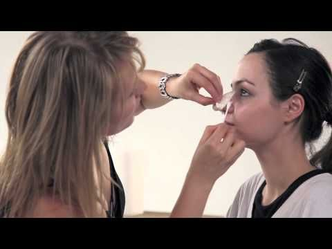 Witch Nose & Chin Latex Special Effects Kit Tutorial CISC-CSFX003 - YouTube