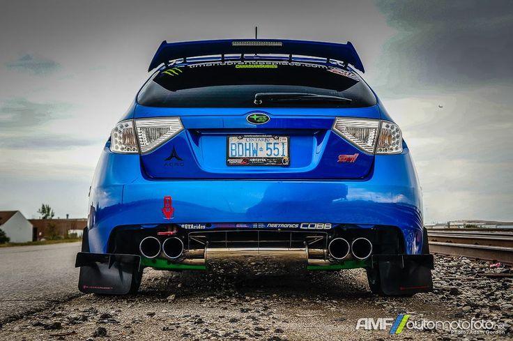 Subaru Impreza WRX Hatchback www.asautoparts.com
